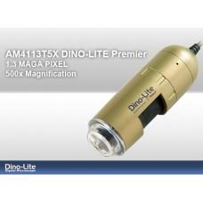 Dino-Lite AM4113T5X Premier USB 500x 放大倍率